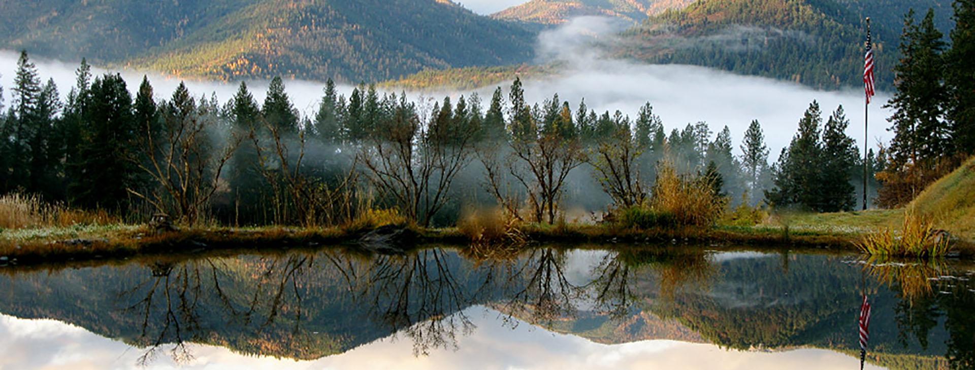Montana Pond